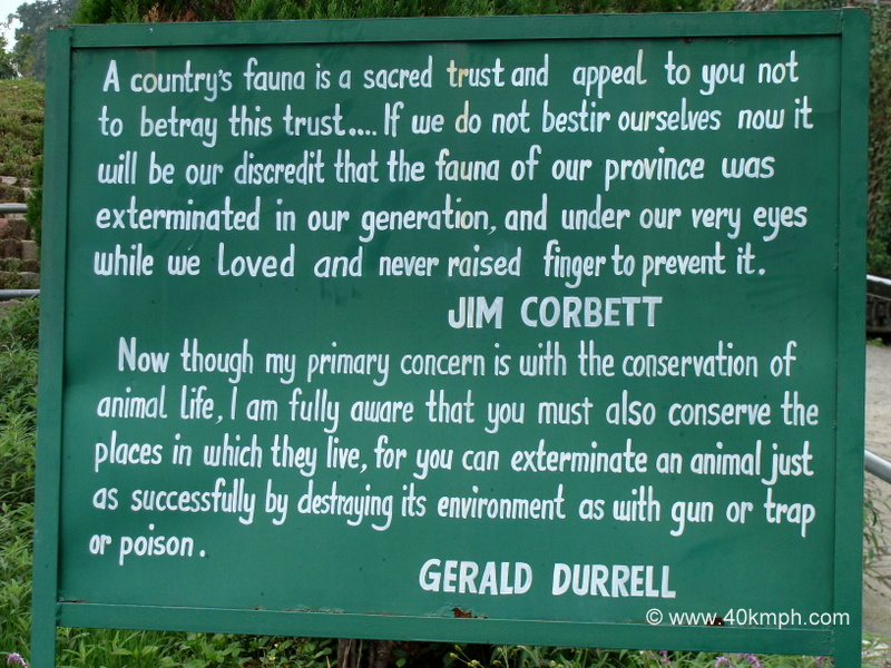 Quotes by Conservationists