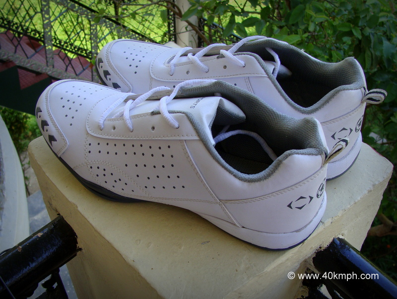 Sports Shoes for My Budget Travel