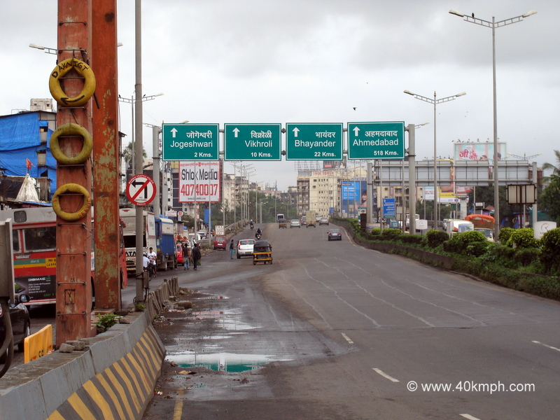 Mumbai to Ahmedabad Distance by Road