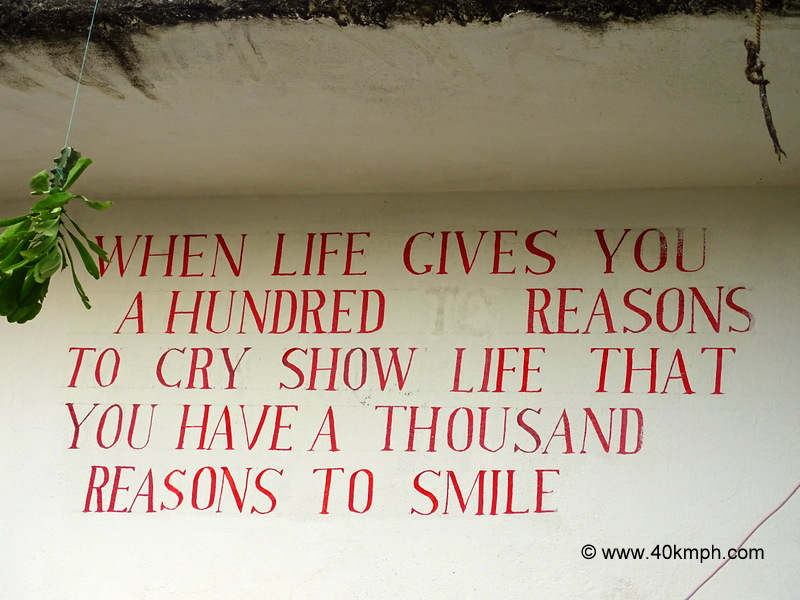 Quote About Smile No Matter What