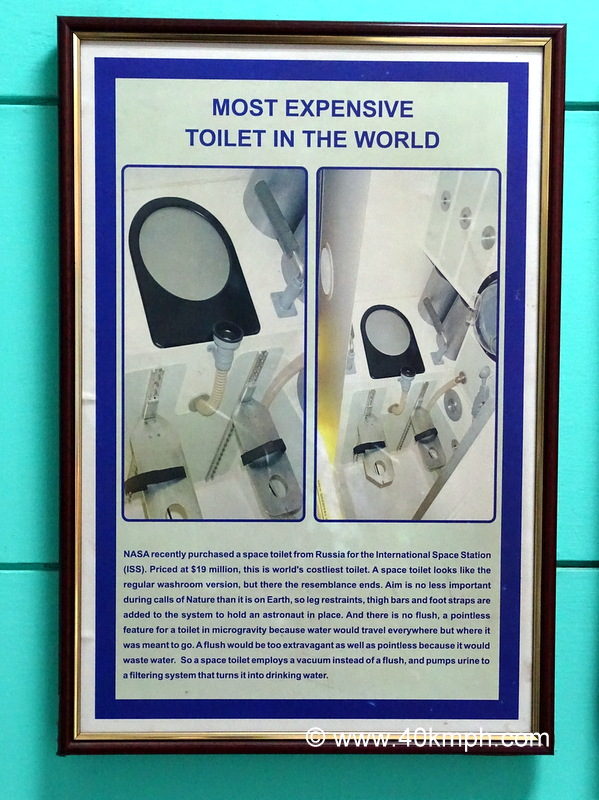Most Expensive Toilet in The World