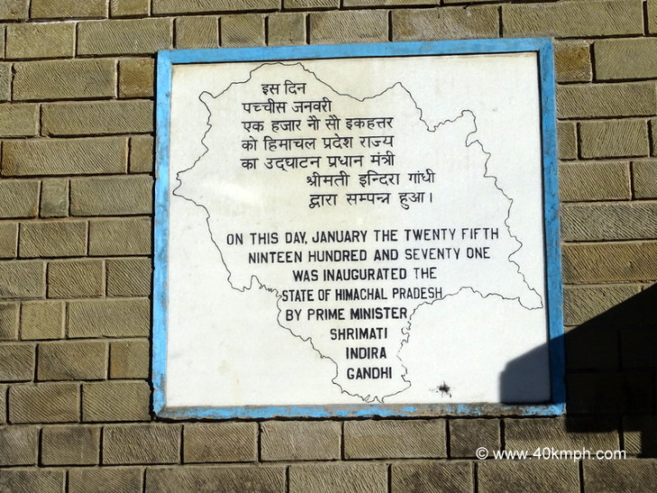 When was Himachal Pradesh Founded
