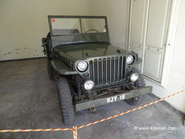 Ford JeepTrolly 1942 USA